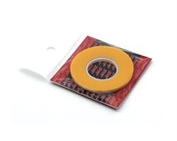 63104 Маскировочная лента  3 мм х 18 м, бумага, гладкая - фото 10365