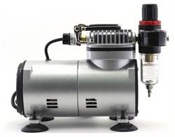 1202 Компрессор Jas 1202, с регулятором давления, автоматика - фото 6630
