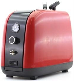 1215 Компрессор Jas 1215 рег. давления, автоматика и ресивер 200 мл - фото 6815