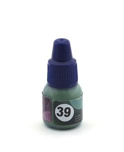 Краска Перламутр оливковый 5 мл - фото 9225