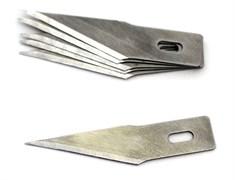 4802 Набор лезвий к ножу,  0,6 х 9 х 47 мм, 6 шт./уп.