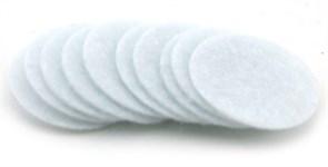 1721 Фильтр воздушный сменный к очистителю 1602, 10 шт./уп. d-25 мм