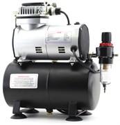 1203 Компрессор Jas 1203, с регулятором давления, автоматика, ресивер