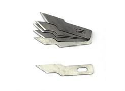4816 Набор лезвий к ножу,  0,6 х 6 х 36 мм, 6 шт./уп.