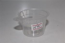 1591 Емкость для колеровки краски, 40 мл, одноразовая