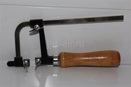 4083 Лобзик раздвижной, 50-160 мм, глубина 65 мм, деревянная ручка