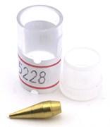 5228 Сопло для аэрографа, конус, диаметр 0,8 мм