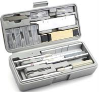 4025 Набор ножей с цанговым зажимом, 30 предметов