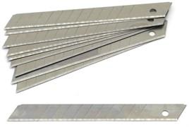 4059 Набор лезвий к ножу выдвижному, 0,6 х 85 х 9 мм, 10 шт./уп.