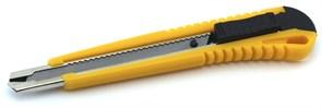 4051 Нож выдвижной с боксом д/хранения запасных лезвий, автоматическая фиксация лезвия