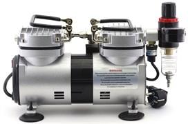 1205 Компрессор Jas 1205 c автоматикой, двумя цилиндрами и режимами работы