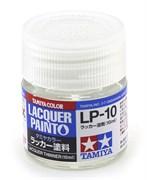 82110 Растворитель для красок LP-10 Lacquer Thinner 10 мл Tamiya