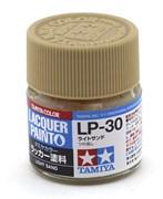 82130 Краска LP-30 Light Sand светло-песочная 10 мл Tamiya