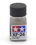 80324 Краска эмалевая XF-24 Dark Gray темно-серая 10 мл Tamiya