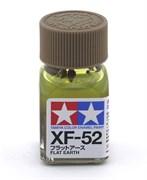 80352 Краска эмалевая XF-52 Flat Earth земляная 10 мл Tamiya