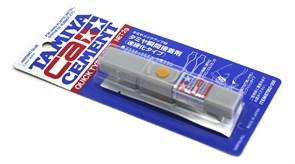 87062 Цианоакрилатовый клей Quick type Tamiya