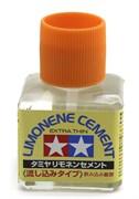 87134 Супержидкий клей с кисточкой 40мл (Lemonene)