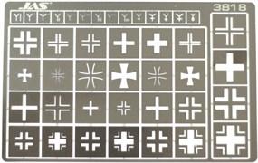 3818 Трафарет Опознавательные знаки армии Германии 2 МВ