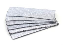4616 Набор наждачной бумаги на липучке P80, P120, P180 30x90 мм 6 шт.