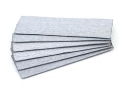 4617 Набор наждачной бумаги на липучке P240, P320, P400 30x90 мм 6 шт.
