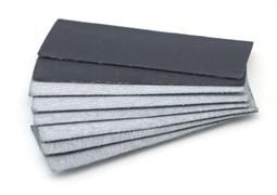 4618 Набор наждачной бумаги на липучке P600, P800, P1000, P1500 30x90 мм 8 шт.