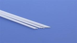 70174 Пластиковые стержни 1 мм круглые 40 см 10 шт. Tamiya