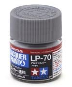 82170 Краска LP-70 Gloss Aluminum глянц.алюминий 10 мл Tamiya