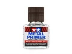 87204 Грунтовка жидкая прозрачная для метал. частей 40 мл Tamiya