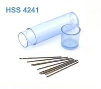 42257 Мини-сверло HSS 4241 без покрытия d 0,4 мм 10 шт.