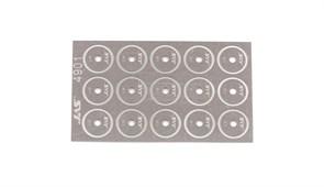 4901 Диск для ревитера  d 8,5 мм шаг 0,35 мм 15 шт.