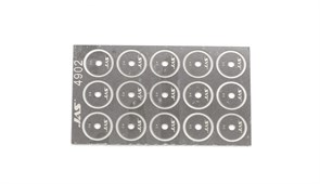 4902 Диск для ревитера  d 8,5 мм шаг 0,4 мм 15 шт.