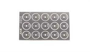 4905 Диск для ревитера  d 8,5 мм шаг 0,55 мм 15 шт.