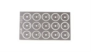 4909 Диск для ревитера  d 8,5 мм шаг 0,8 мм 15 шт.