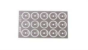 4910 Диск для ревитера  d 8,5 мм шаг 0,85 мм 15 шт.