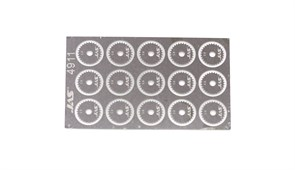 4911 Диск для ревитера  d 8,5 мм шаг 0,9 мм 15 шт.