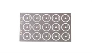 4912 Диск для ревитера  d 8,5 мм шаг 1,0 мм 15 шт.