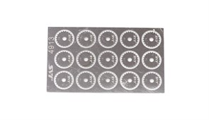 4913 Диск для ревитера  d 8,5 мм шаг 1,2 мм 15 шт.