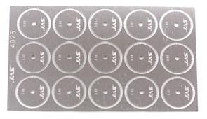 4925 Диск для ревитера d 15 мм шаг 0,85 мм 15 шт.