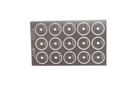 4904 Диск для ревитера  d 8,5 мм шаг 0,5 мм 15 шт.